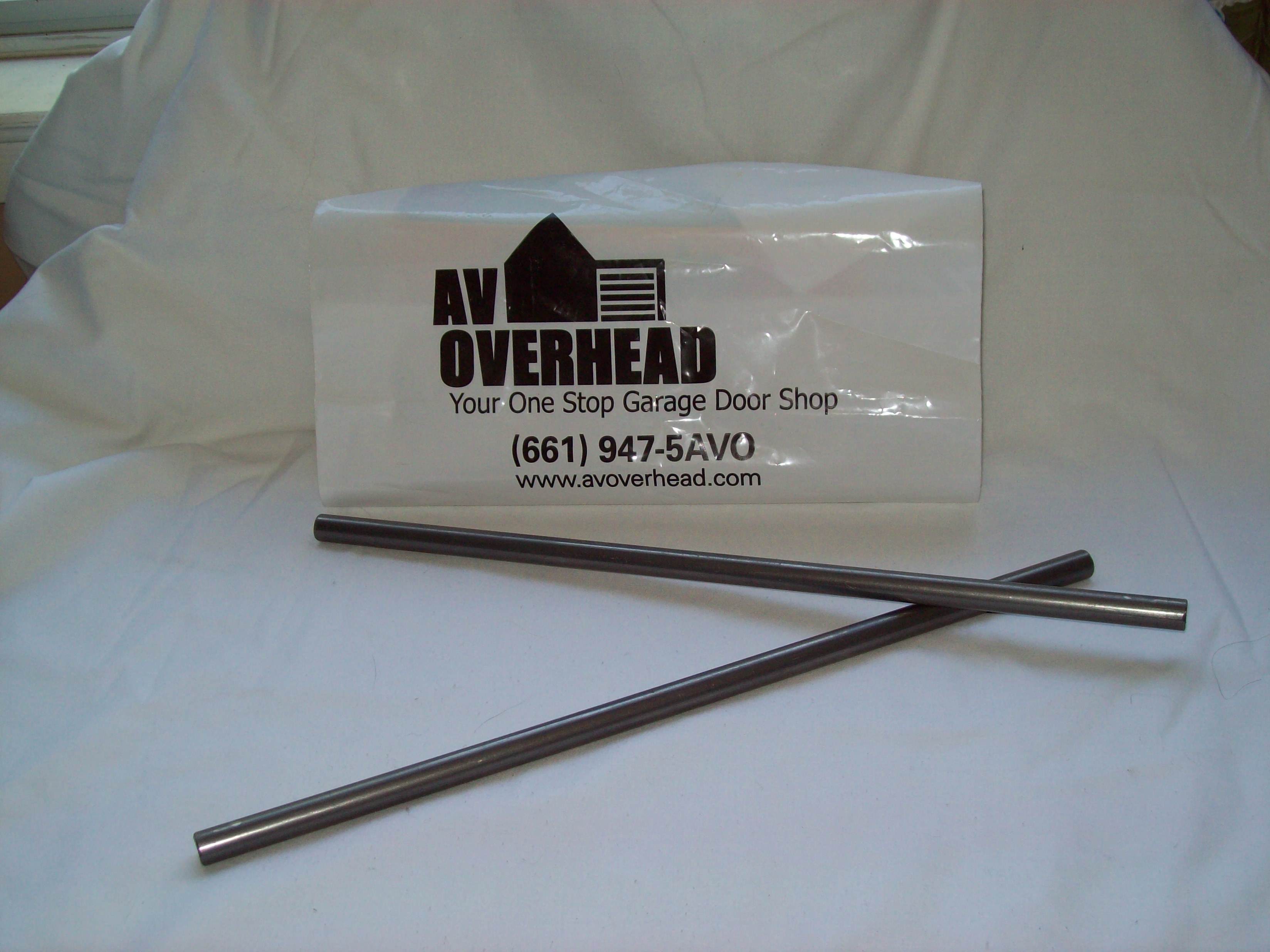 Torsion Spring Winding Bars 12 Inch & Tools : AV OVERHEAD.com -  Garage Door Openers Garage Door Parts ...